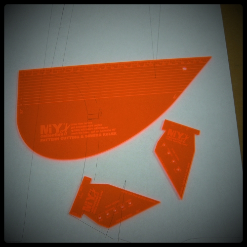 pattern cutting tool and sewing tool miy collection miy workshop